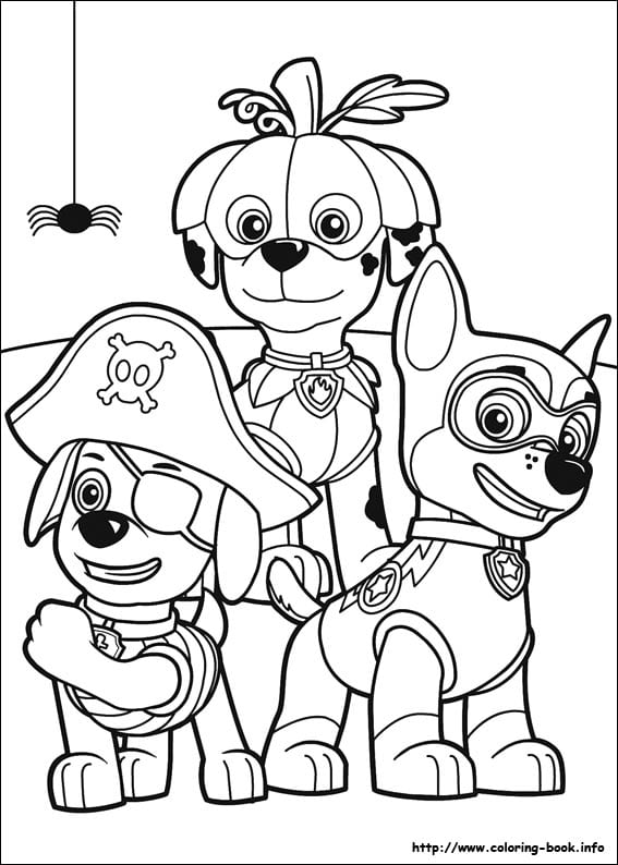 coloring pages kids halloween | FREE Halloween Coloring Pages for Adults & Kids ...