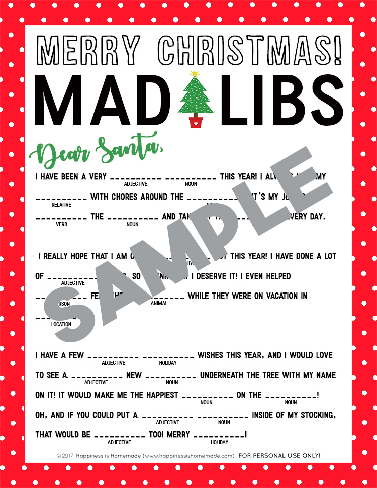 Exceptional image within free printable mad libs for kids