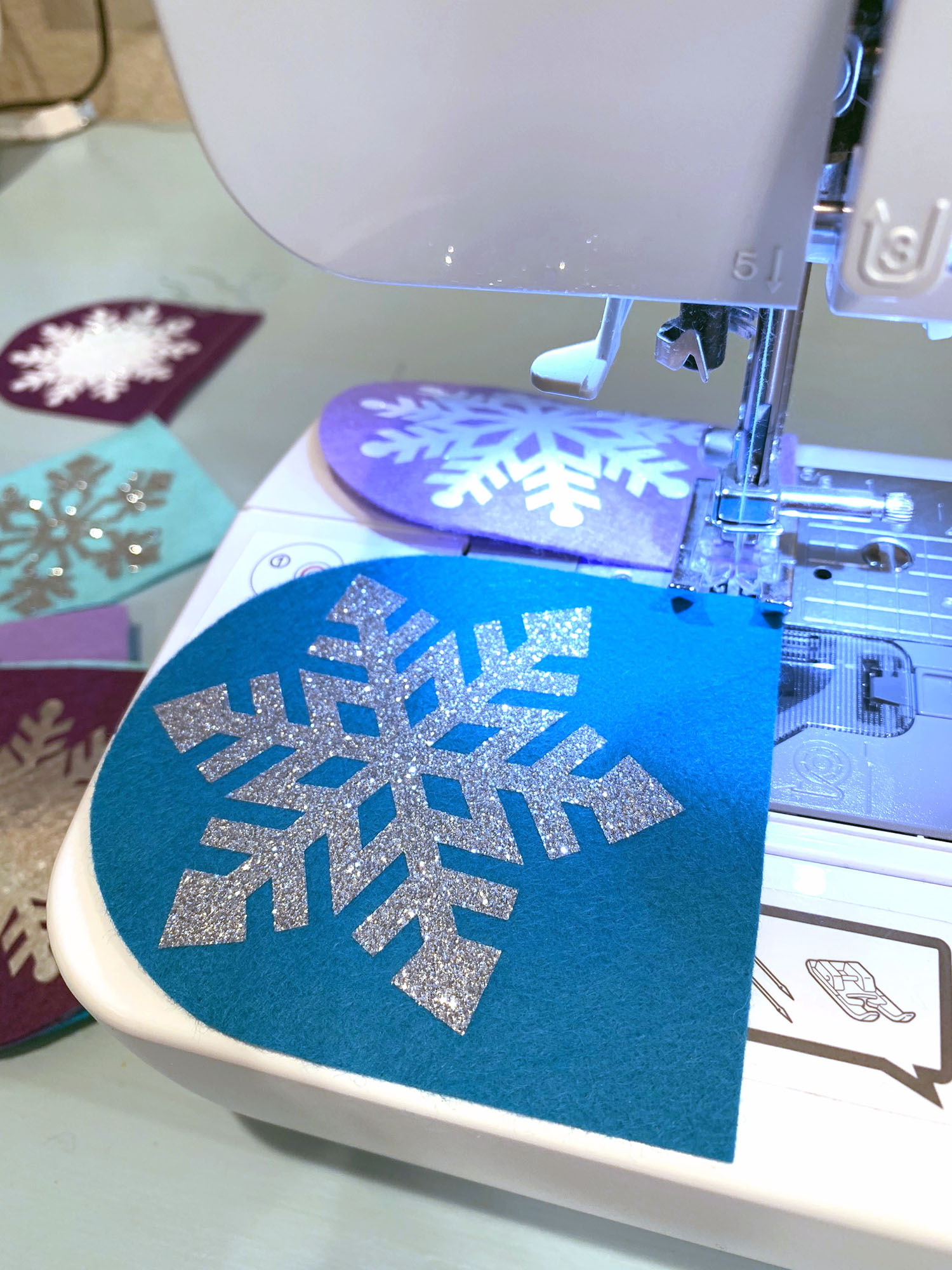Chrismukkah Holiday Crafts With Cricut Maker Happiness