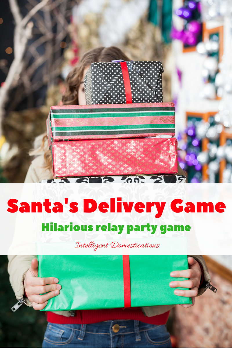 The Best Christmas Games for Kids & Adults - Happiness is Homemade
