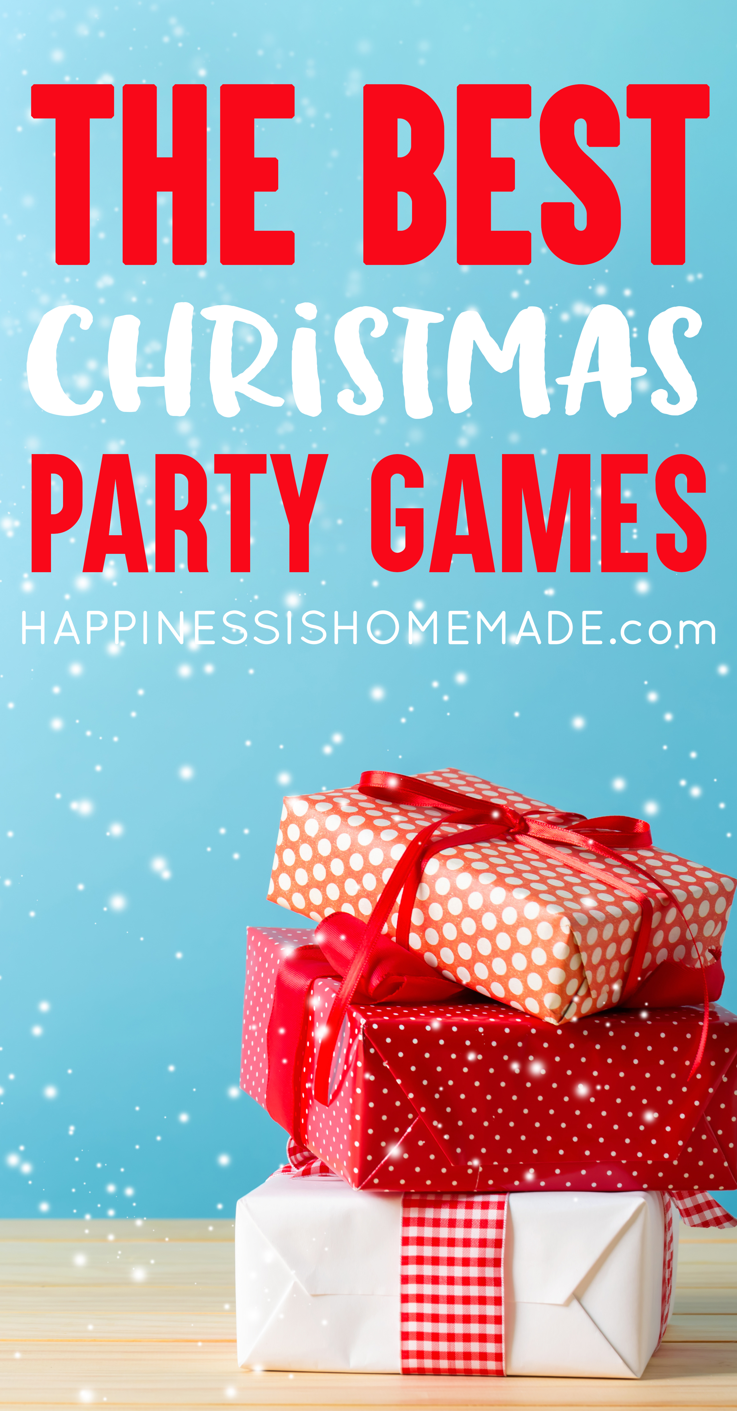 The Best Christmas Games for All Ages