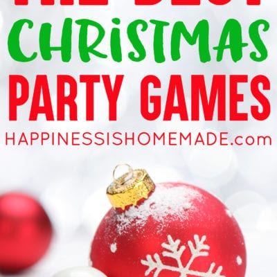 The Best Christmas Games for Kids & Adults