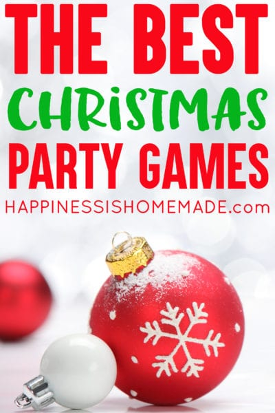 The Best Christmas Games for Kids and Adults