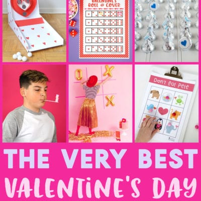 30+ Fun Valentine Games for Kids of All Ages