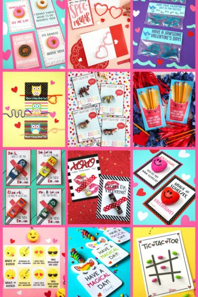 30 Free Printable Valentine Cards