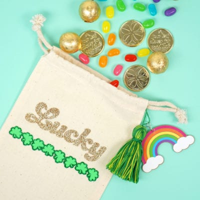 St. Patrick's Day Party Favor Bags