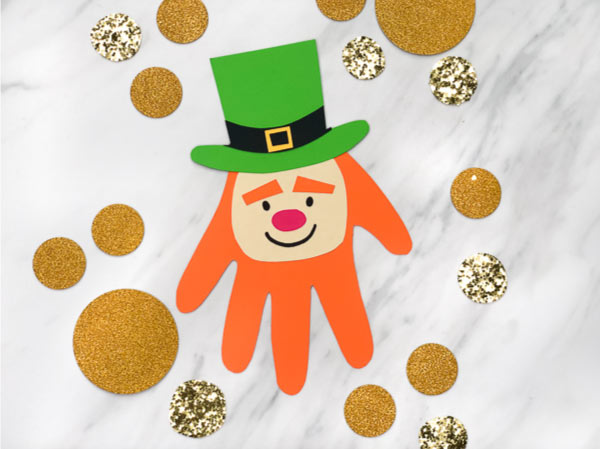 Easy St Patrick S Day Crafts For Kids Happiness Is Homemade