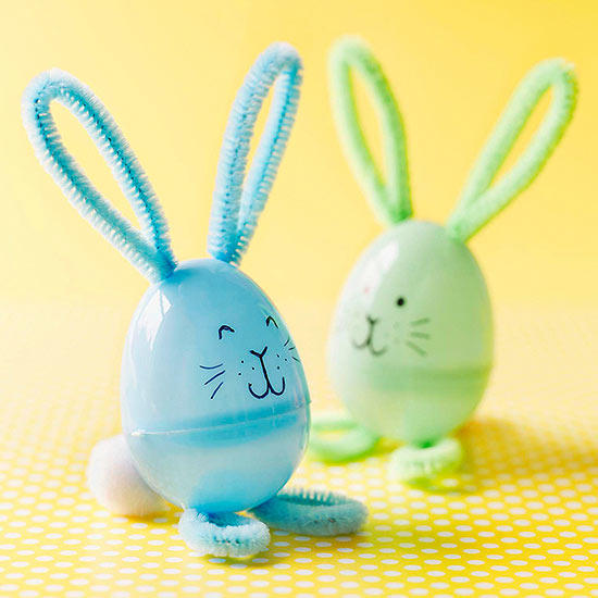 30 Easy Easter Crafts For Kids Happiness Is Homemade