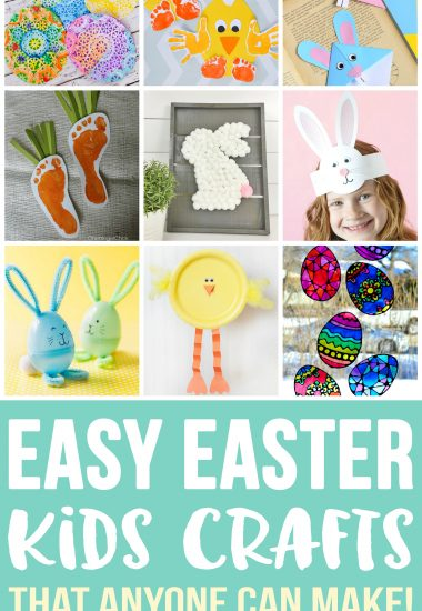 Quick and Easy Easter Kids Crafts