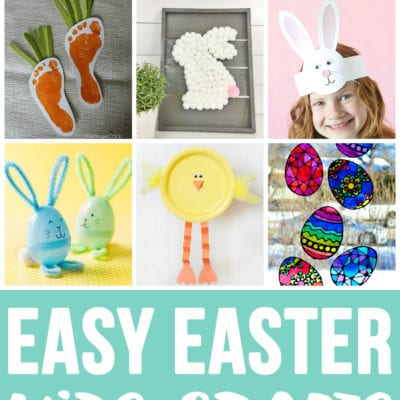 30+ Easy Easter Crafts for Kids