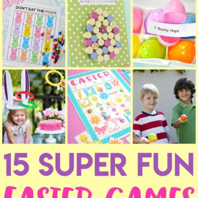 15 Awesome Easter Games for Kids