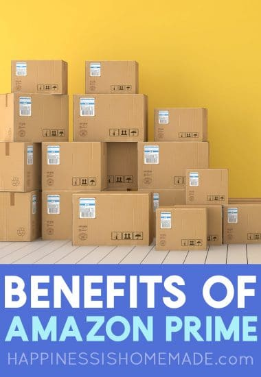 Awesome Benefits of Amazon Prime