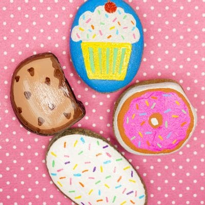 Spread Joy with Painted Rocks