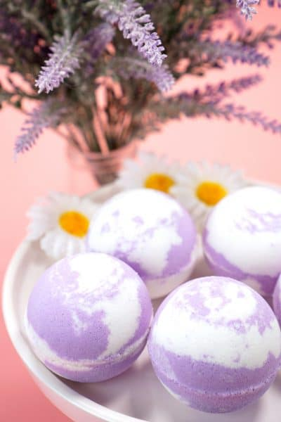 Sweet Serenity Bath Bombs