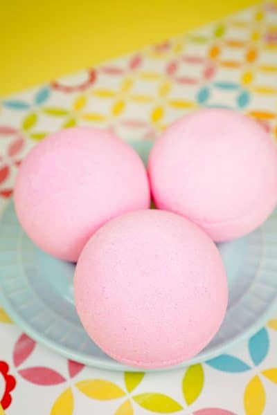 Baby-Safe Bath Bombs