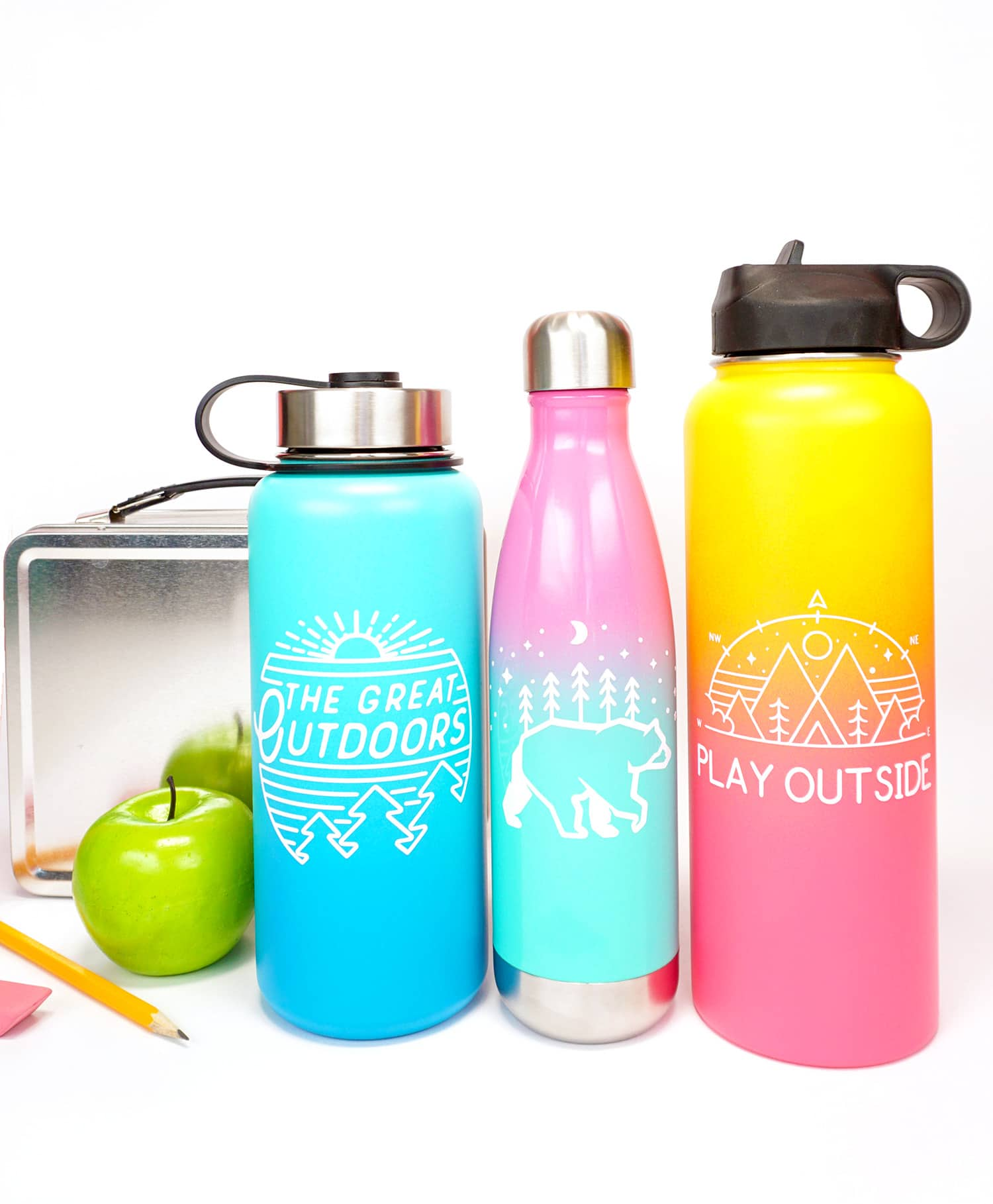 Lunchbox sticker Personalised Name water bottle vinyl sticker Mobile phone sticker,Back To School