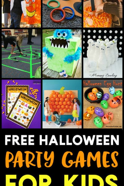 Free Halloween Games