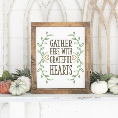 Free Thanksgiving SVG Files