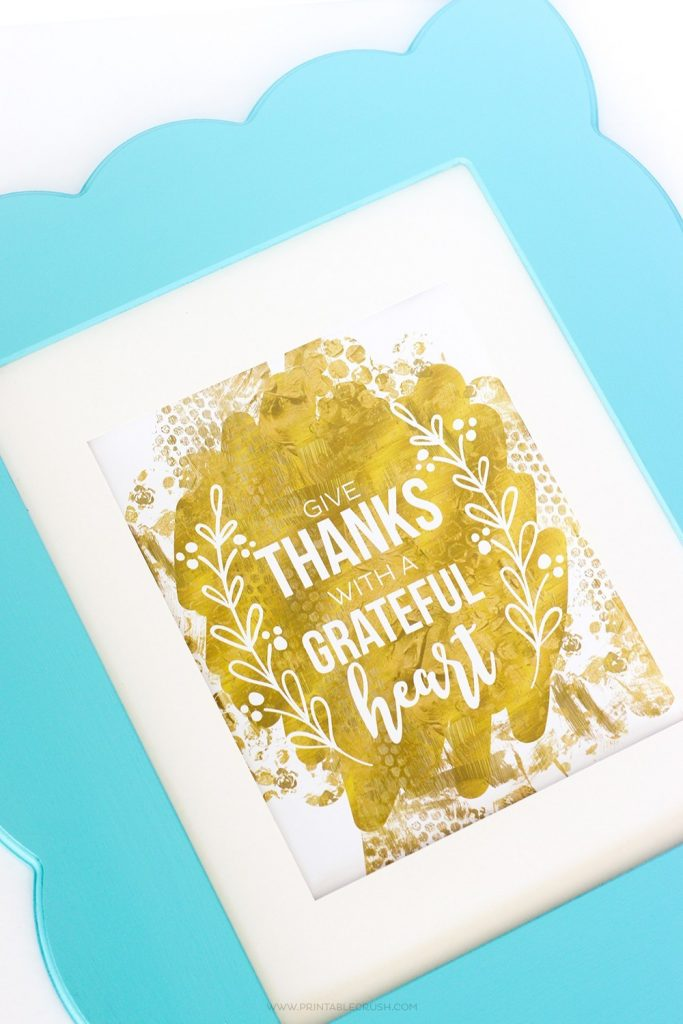 Free Thanksgiving Printables Happiness Is Homemade