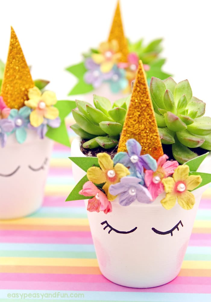 20 Cute Unicorn Crafts For Kids And Adults Happiness Is