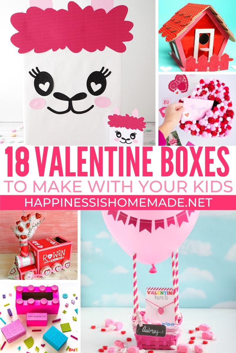 Valentine Card Design Adorable Cute Valentine Box Ideas For Girls