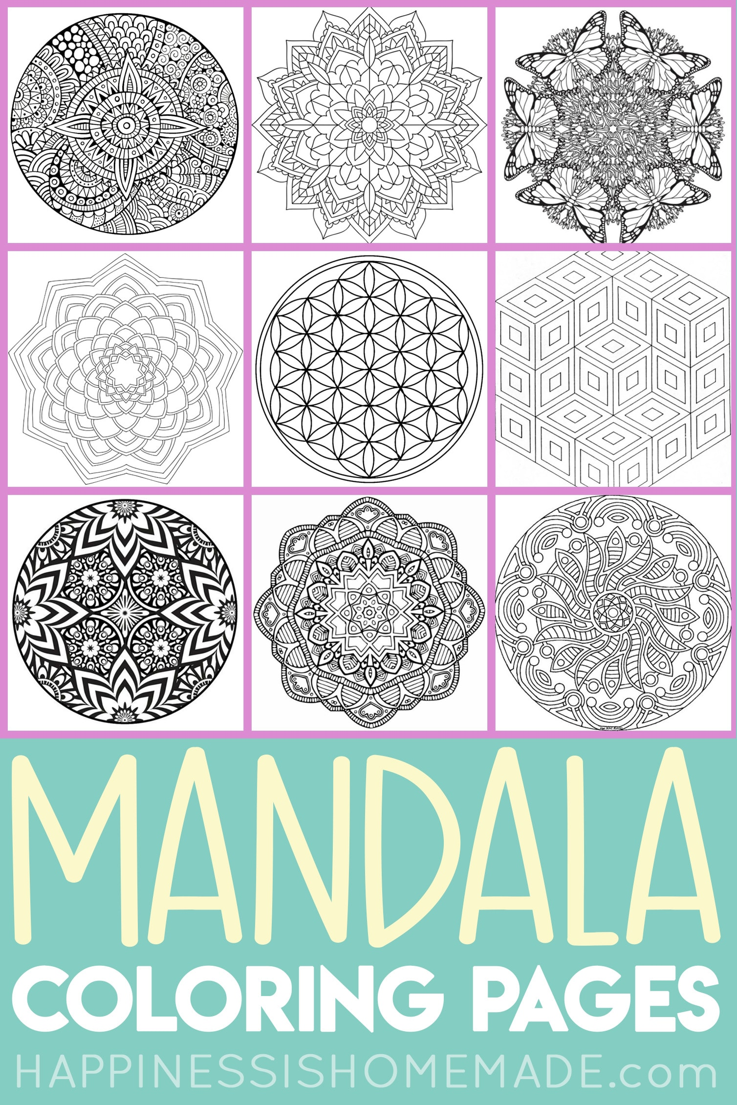 Mandala-Coloring-Pages-for-All-Ages