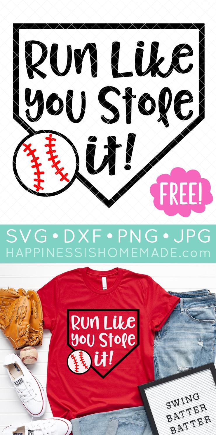 15 Free Baseball Svg Files For Cricut Silhouette
