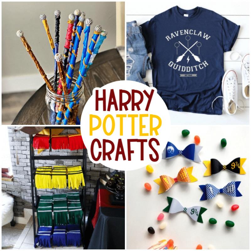 20+ Magische Harry-Potter-Handwerke