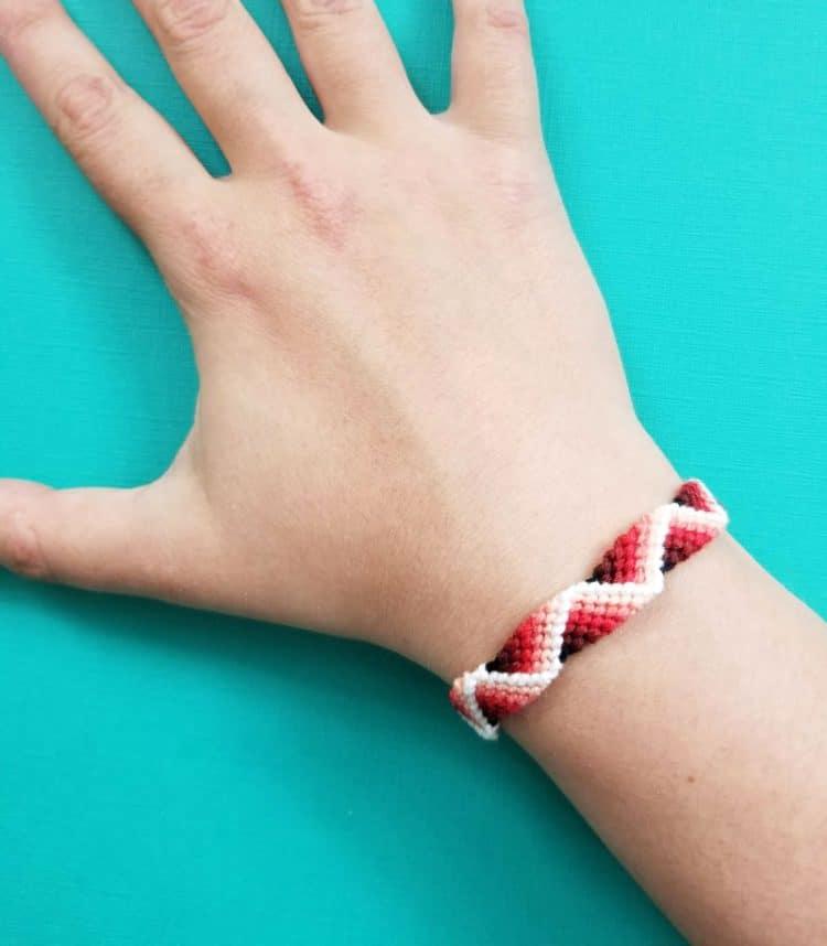19 Diy Friendship Bracelet Ideas Happiness Is Homemade