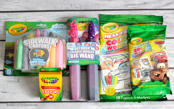 crayola ultimate easter basket happiness is homemade