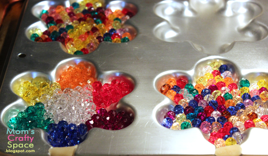 Melted Bead Sun Catcher Tutorial Happiness Is Homemade