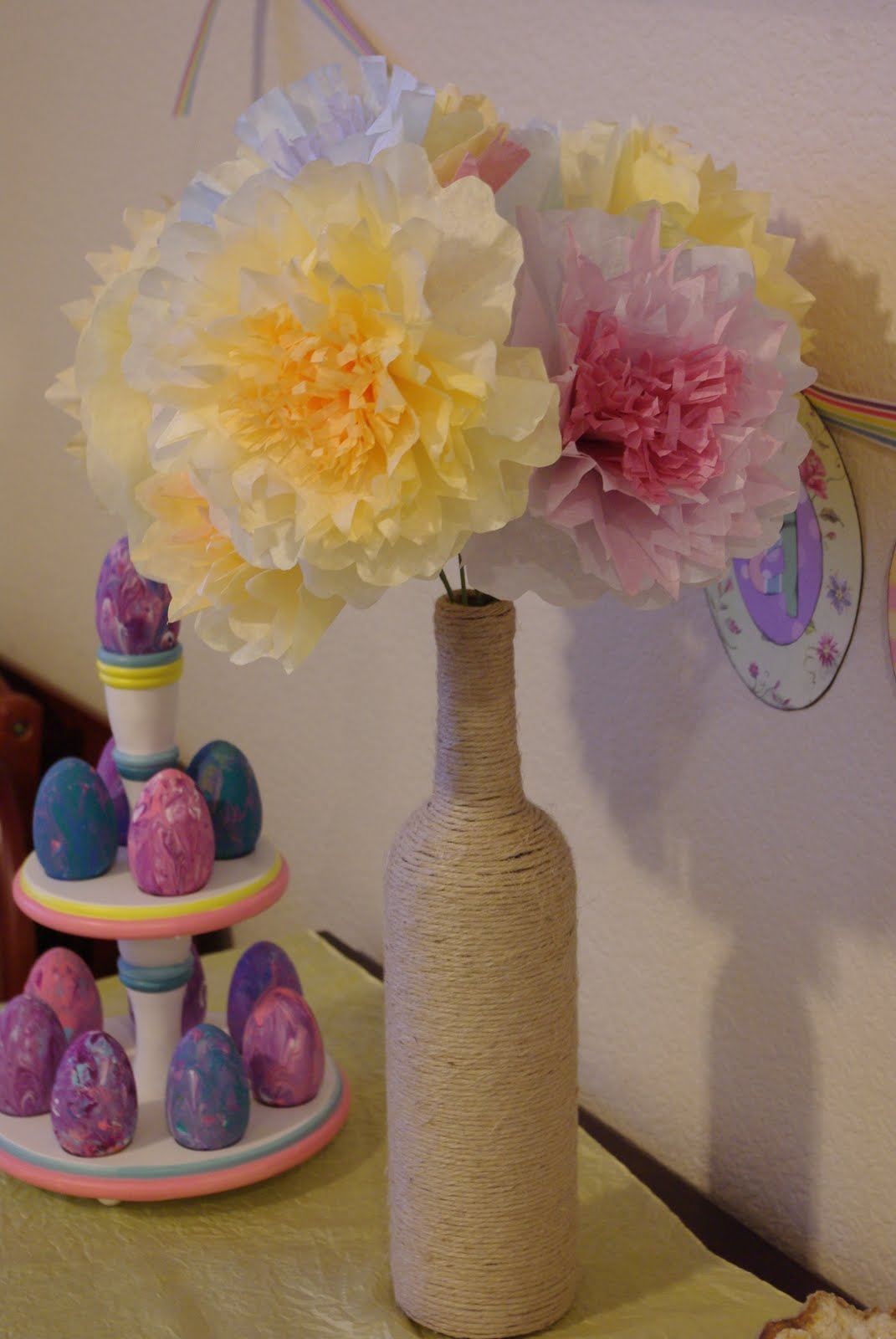 Coffee filter flowers tutorial happiness is homemade coffee filter flowers tutorial mightylinksfo Images