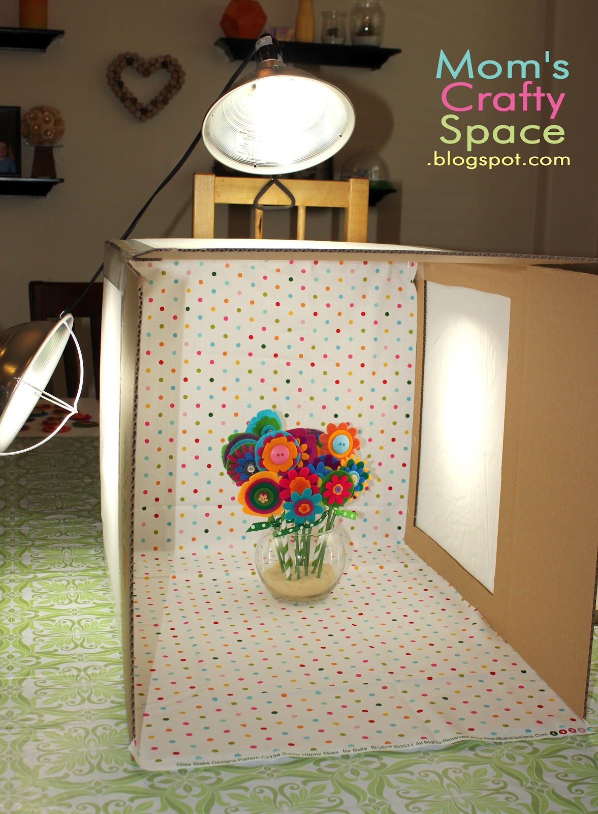 diy light box happiness is homemade. Black Bedroom Furniture Sets. Home Design Ideas