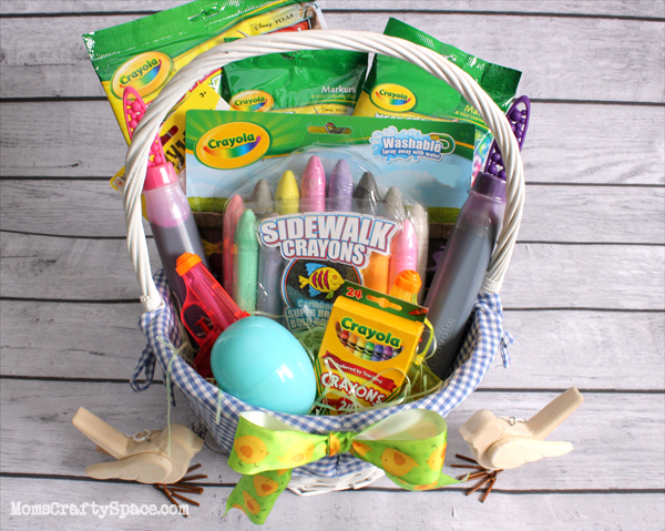 Crayola Ultimate Easter Basket
