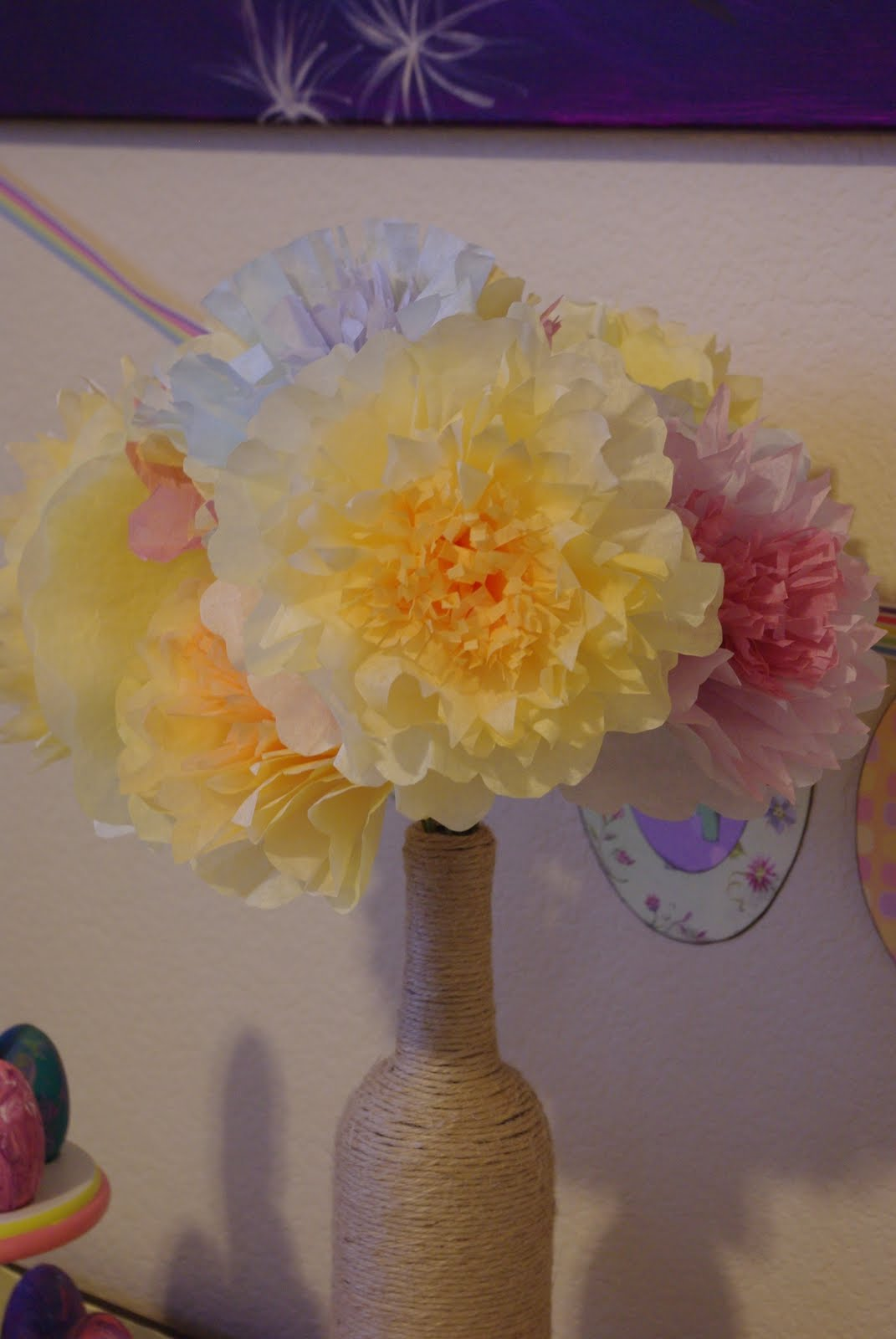 Coffee Filter Flowers Tutorial Happiness is Homemade