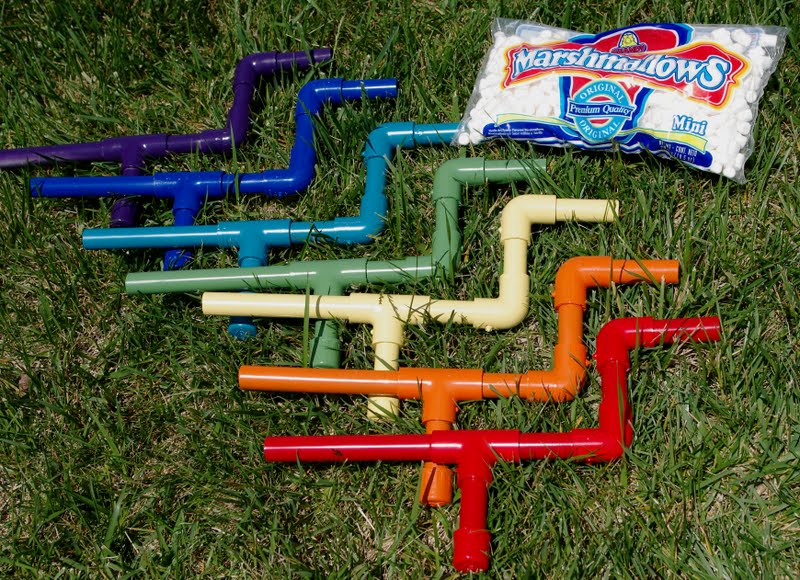 Marshmallow Shooters Happiness Is Homemade