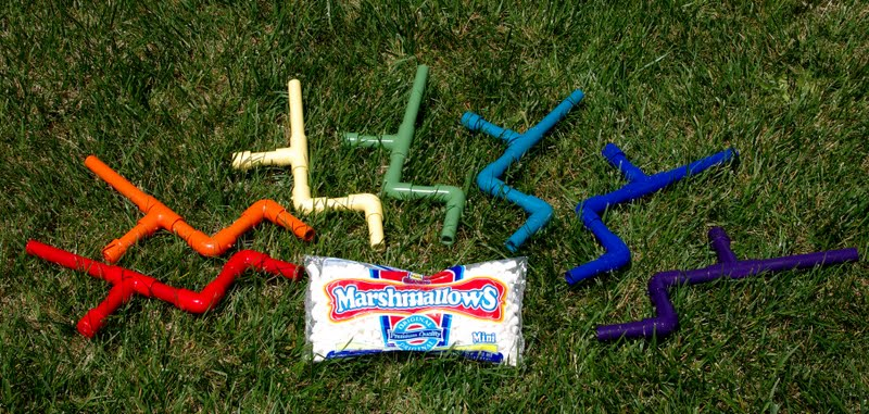 how to make a homemade marshmallow gun