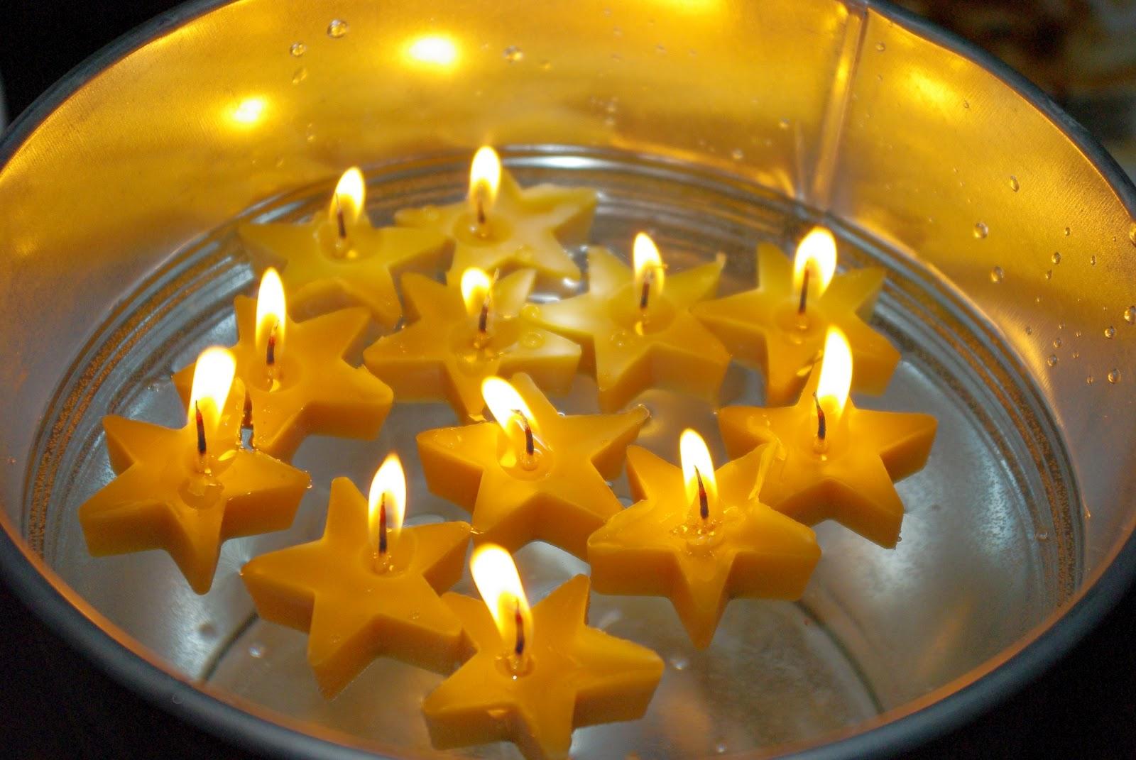 Family Christmas Dinner Ideas Fun Beeswax Candles - ...