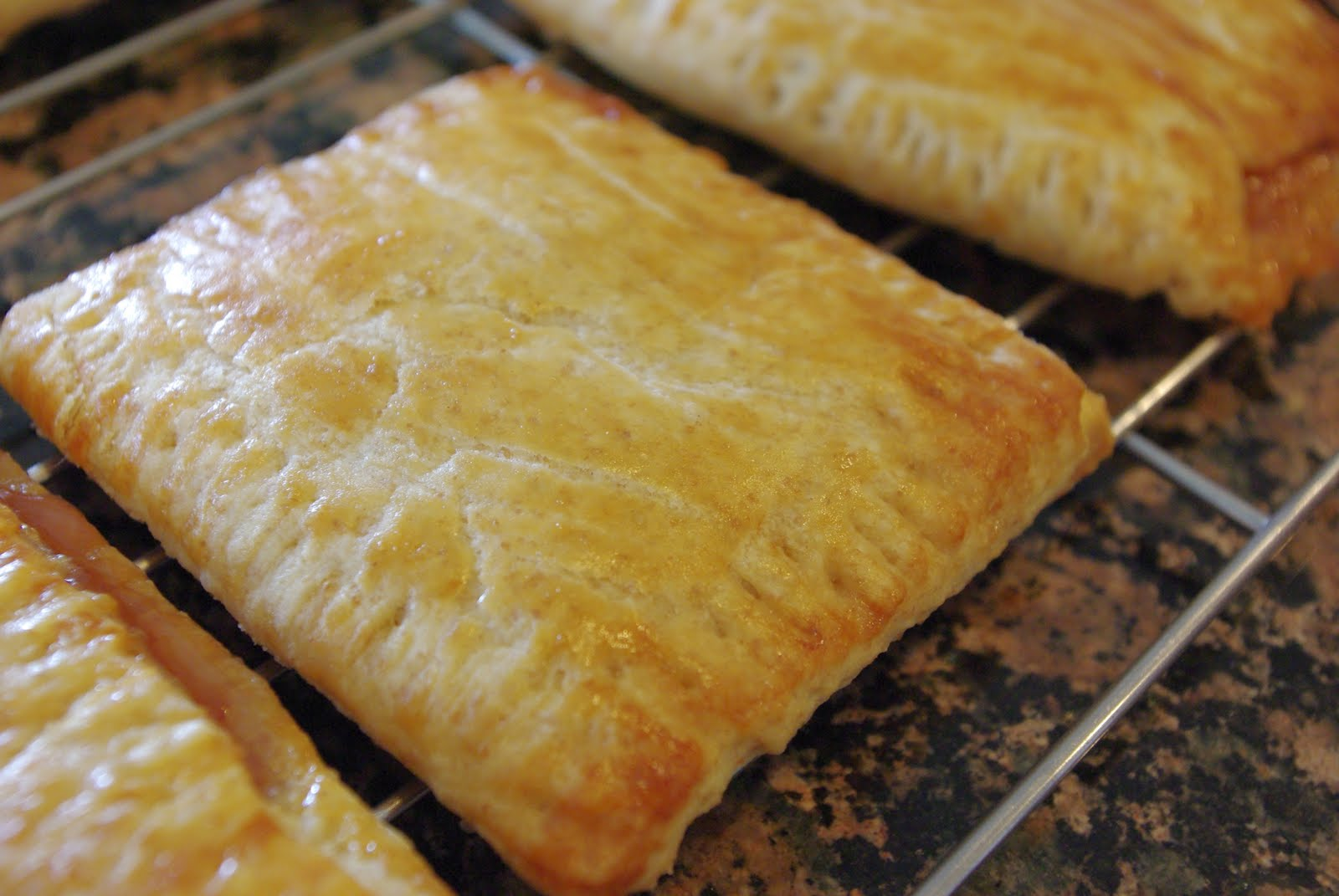 Kids Cook! Homemade Pop Tarts {Recipe} - Happiness is Homemade