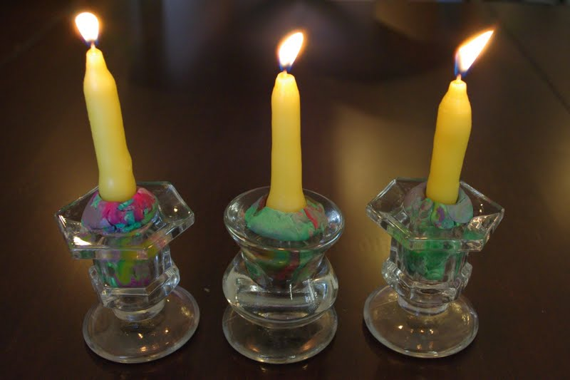 Hand Dipped Beeswax Candles Tutorial