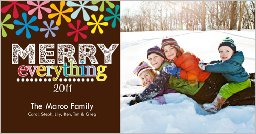 dont you just adore the vintage look of this one - Shutterfly Holiday Cards