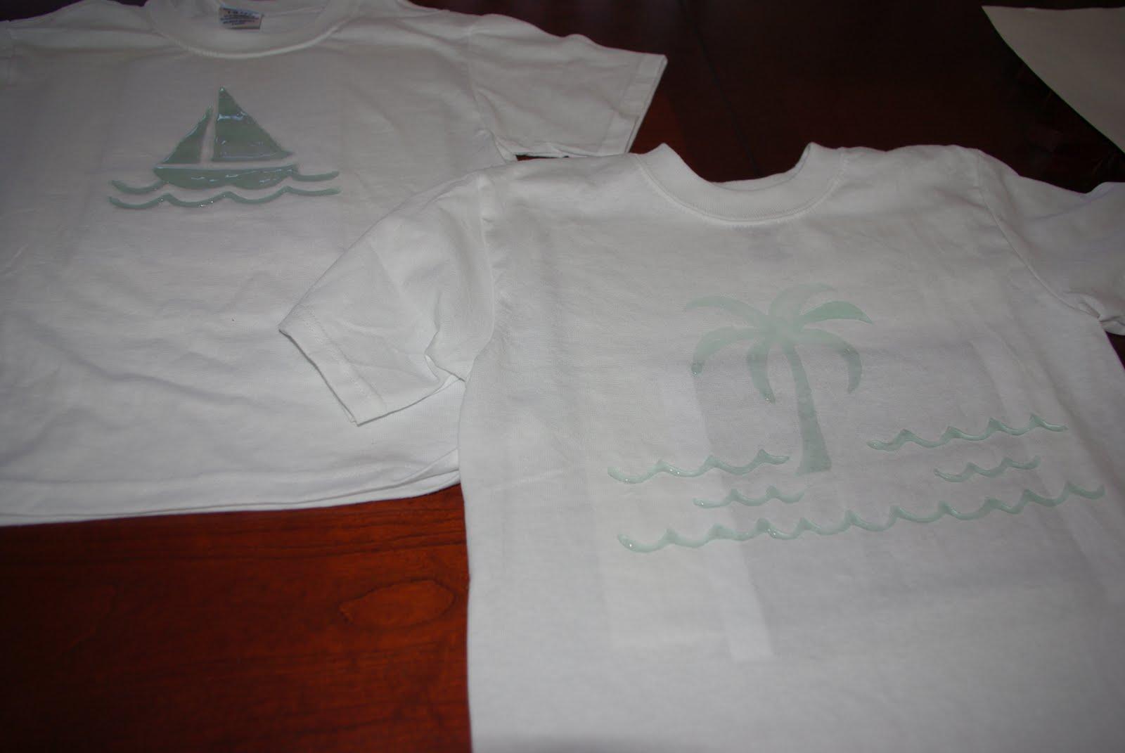 wholesale dealer b483a b6a3c Glue Batik Shirts {Tutorial} - Happiness is Homemade
